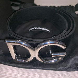 Dolce and Gabbana belt.